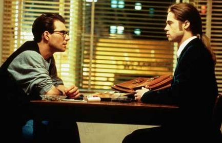 entretien avec un vampire Interview with the vampire 1994 rŽal : Neil Jordan Christian Slater Brad Pitt Collection Christophel