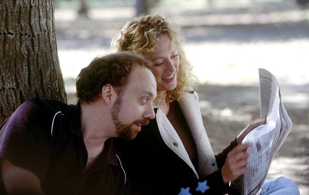 SIDEWAYS, Paul Giamatti, Virginia Madsen, 2004, (c) Fox Searchlight