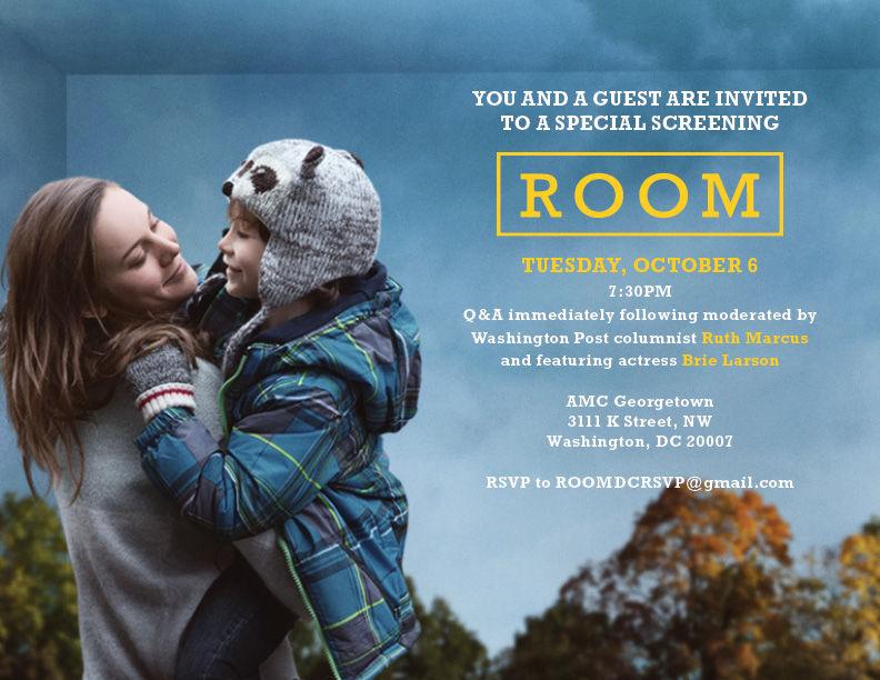ROOM - DC Invite