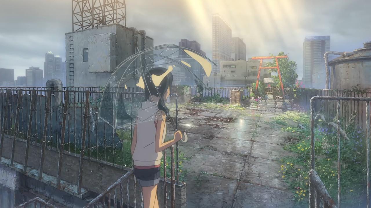 アニメ映画 天気の子 感想 評価 天候を操る少女は何を犠牲にして